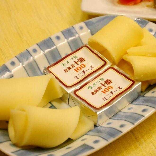 ***チーズ盛合せ